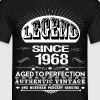 LEGEND SINCE 1968 - Men's T-Shirt