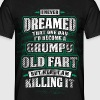Grumpy Old Fart - Men's T-Shirt