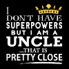 SUPER UNCLE! - Men's T-Shirt