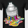 Melting spray - T-shirt Homme