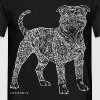 Staffordshire Bull - Men's T-Shirt