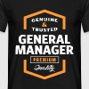 General Manager | Gift Ideas - Men's T-Shirt