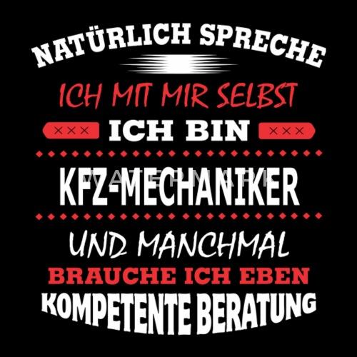 Kfz Mechaniker Männer T Shirt Spreadshirt