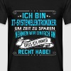 IT-SYSTEMELEKTRONIKER - Männer T-Shirt