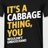 Cabbage Thing - Men's T-Shirt