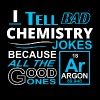 bad chemistry jokes - Men's T-Shirt