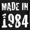 Made In 1984 - Men's T-Shirt