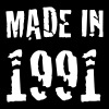 Made In 1991 - Men's T-Shirt