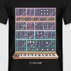 Modular Synth - Men's T-Shirt