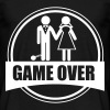 Game over - Stag do - Hen party - Funny - Men's T-Shirt