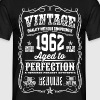 1962 Aged to Perfection White print - Men's T-Shirt