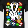 Flower Power (NL) - Mannen T-shirt
