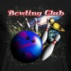 bowling_space_a - Mannen T-shirt