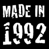 Made In 1992 - Men's T-Shirt