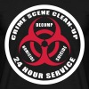 Crime Scene Clean-Up - Men's T-Shirt