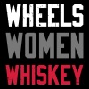 Wheels Women Whiskey - Männer T-Shirt