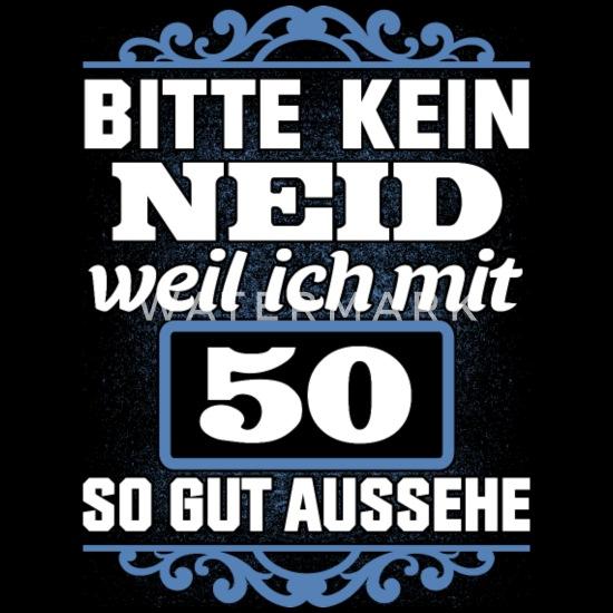 50. Geburtstag 50 Fünfzig Jahre Geschenk Männer T-Shirt ...