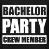 Bachelor Party Crew - Männer T-Shirt