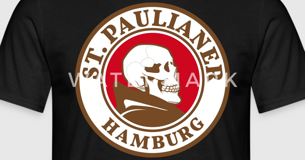 st paulianer das ultimative st pauli t shirt t shirt. Black Bedroom Furniture Sets. Home Design Ideas