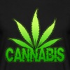 cannabis - T-shirt Homme