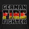 German Fire Fighter - Männer T-Shirt
