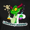 laboratory assistant - Herre-T-shirt