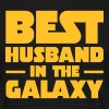 Best Husband In The Galaxy - Koszulka męska