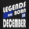 legends December - T-shirt herr