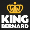 King bernard name thing crown - Men's T-Shirt
