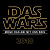 Cooles Abi Shirt, Abitur, Abitur 2018, Das Wars - Men's T-Shirt