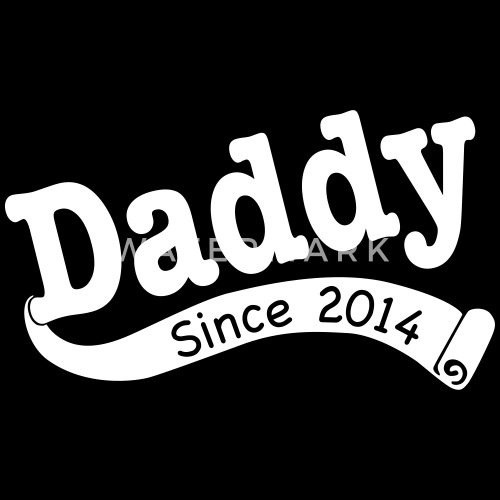 ee8fc4a24f74 Daddy Since 2014 Men s T-Shirt