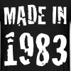 Made In 1983 - Men's T-Shirt