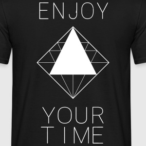 enjoy - Men's T-Shirt
