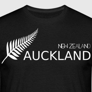 auckland new zealand - T-shirt Homme