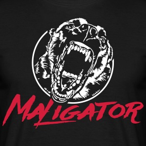 Maligator - Belgian Malinois - Men's T-Shirt