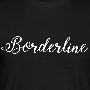 SIIKALINE BORDERLINE - Men's T-Shirt