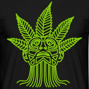Hemp Maya - Men's T-Shirt