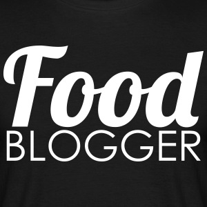 Food Blogger - T-shirt herr