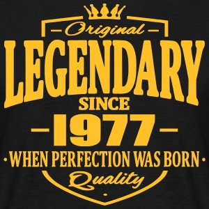 Legendary since 1977 - Men's T-Shirt