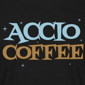 Accio kaffe! - T-skjorte for menn