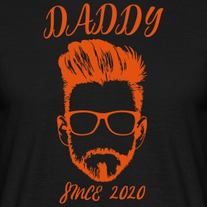 DADDY - since 2020! - Men's T-Shirt