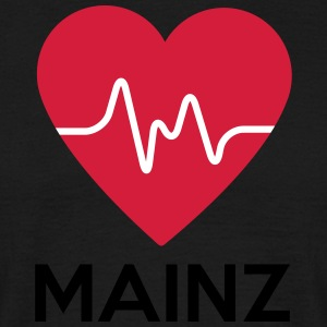 heart Mainz - Men's T-Shirt