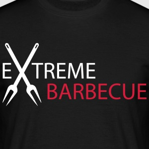 Extreme Barbecue - Männer T-Shirt
