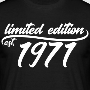 Limited Edition 1971 is - T-shirt Homme