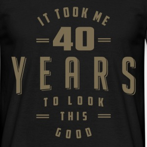 Funny 40th Birthday Tees