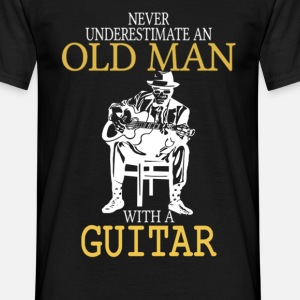 Never Underestimate An Old Man With A Guitar .png