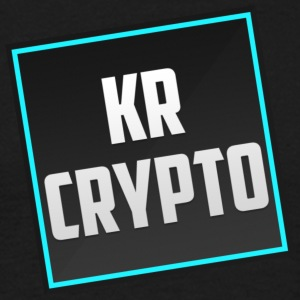 KR Crypto Logo - Men's T-Shirt