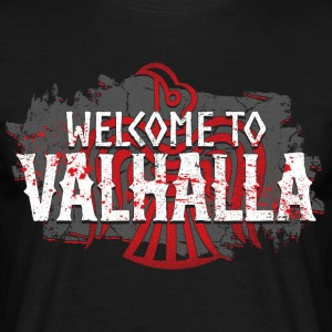 Welcome To Valhalla - Männer T-Shirt