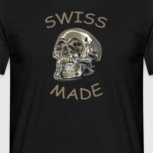 """SWISS MADE"" - T-shirt Homme"