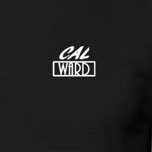 Cal Ward Box Logo - T-shirt Homme